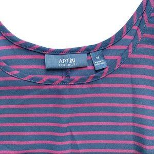 Apt. 9 Tops - Apt 9 Essentials Striped Tank Top Size M